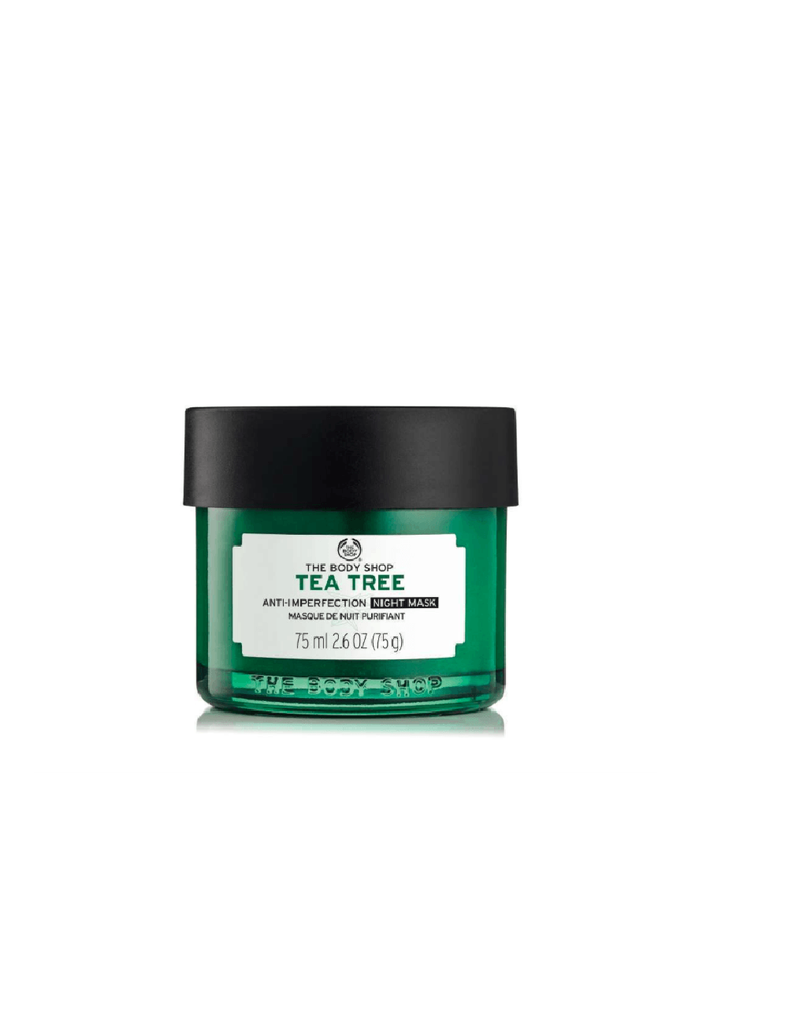 The Body Shop Tea Tree Anti-Imperfection Night Mask (75Ml)