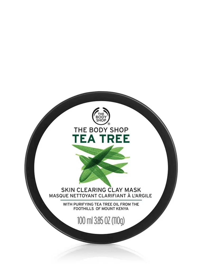 The Body Shop Tea Tree Skin Clearing Clay Mask (100Ml)