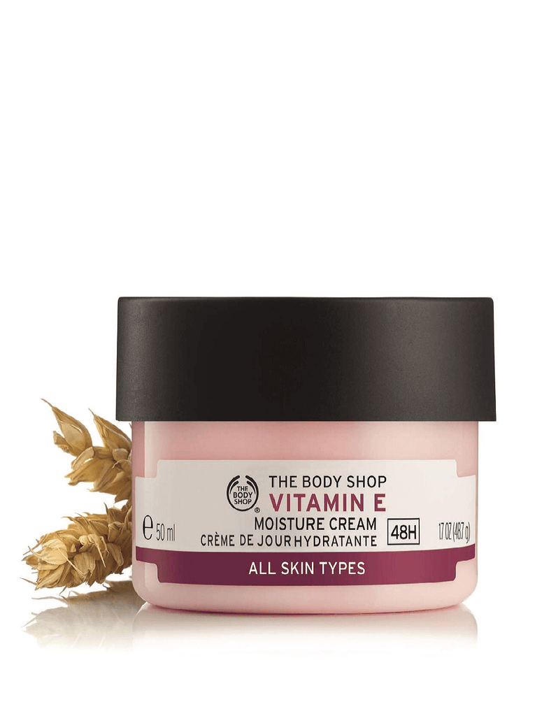 The Body Shop Vitamin E Moisture Cream (50Ml)