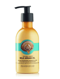 The Body Shop Wild Argan Oil Sublime Nourishing Whipped Body Lotion (250Ml)