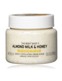 The Body Shop Almond Milk And Honey Gently Exfoliating Cream Scrub (250Ml)