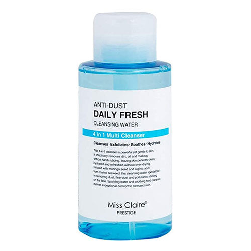 Miss Claire Anti-Dust Daily Fresh Cleansing Water (400Ml)