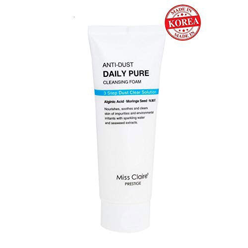 Miss Claire Anti-Dust Daily Pure Cleansing Foam (150Ml)