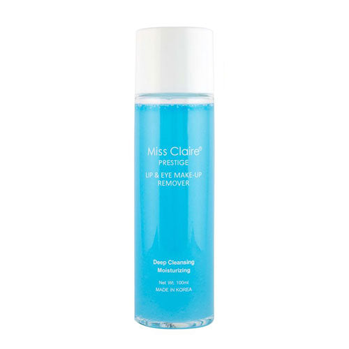 Miss Claire Prestige Lip & Eye Make Up Remover (100Ml)