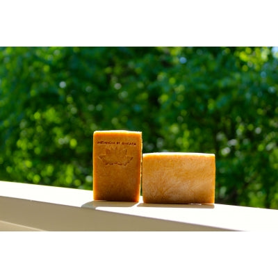 Turmeric Honey Bentonite Clay Soap