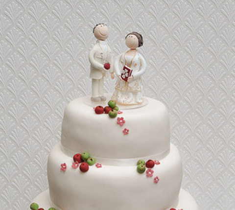 Custom made cake toppers by Gosh Hove