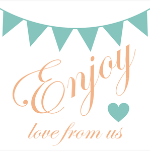 Enjoy by Faysie Boo Studio