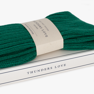 Calzini Thunders Love - Color block Collection Green