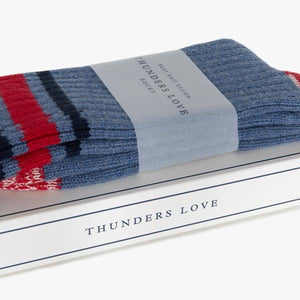Calzini Thunders Love - Nautical Turn Collection - Montauk