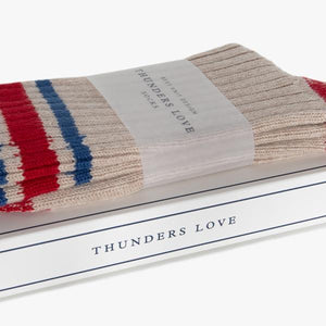 Calzini Thunders Love - Nautical Turn Collection - Old Port