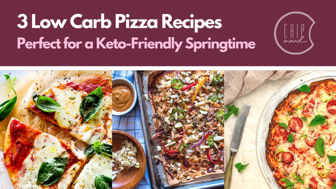 3 Low Carb Pizza Recipes Perfect for a Keto-Friendly Springtime