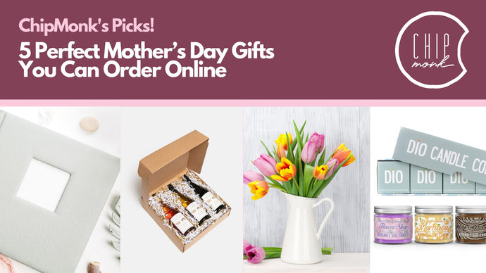 5 Perfect Mother's Day Gifts You Can Order Online