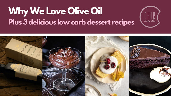 Why We Love Olive Oil (Plus 3 Delicious Low Carb Olive Oil Recipes!)