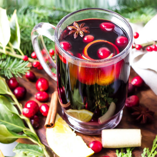 Keto low carb wine mulled