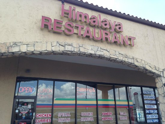 Himalaya Restaurant Houston