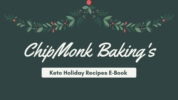 Christmas and Holiday Themed Low Carb Keto Recipes eBook
