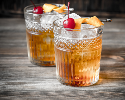 Low Carb Old Fashioned Recipe