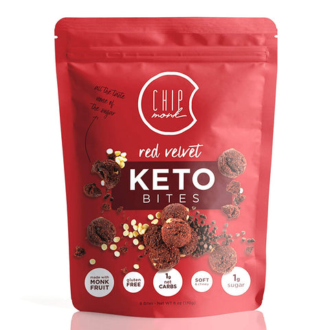 ChipMonk Keto Cookie Bites