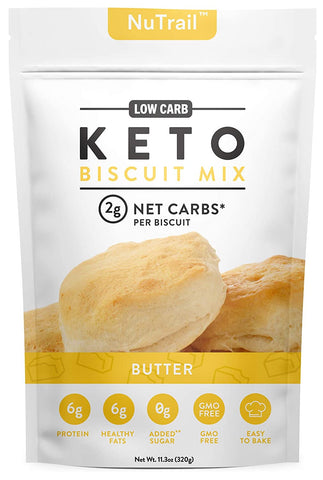 Keto Biscuits Mix