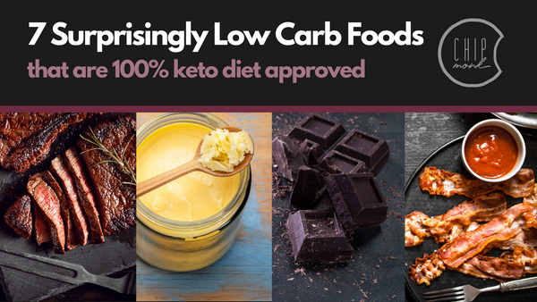 Surprisingly low carb foods that are keto diet approved