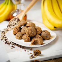 Load image into Gallery viewer, ChipMonk Banana Chocolate Keto Cookie Bites
