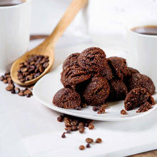 Load image into Gallery viewer, ChipMonk chocolate espresso keto cookie bites