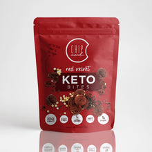 Load image into Gallery viewer, ChipMonk red velvet keto cookie bites
