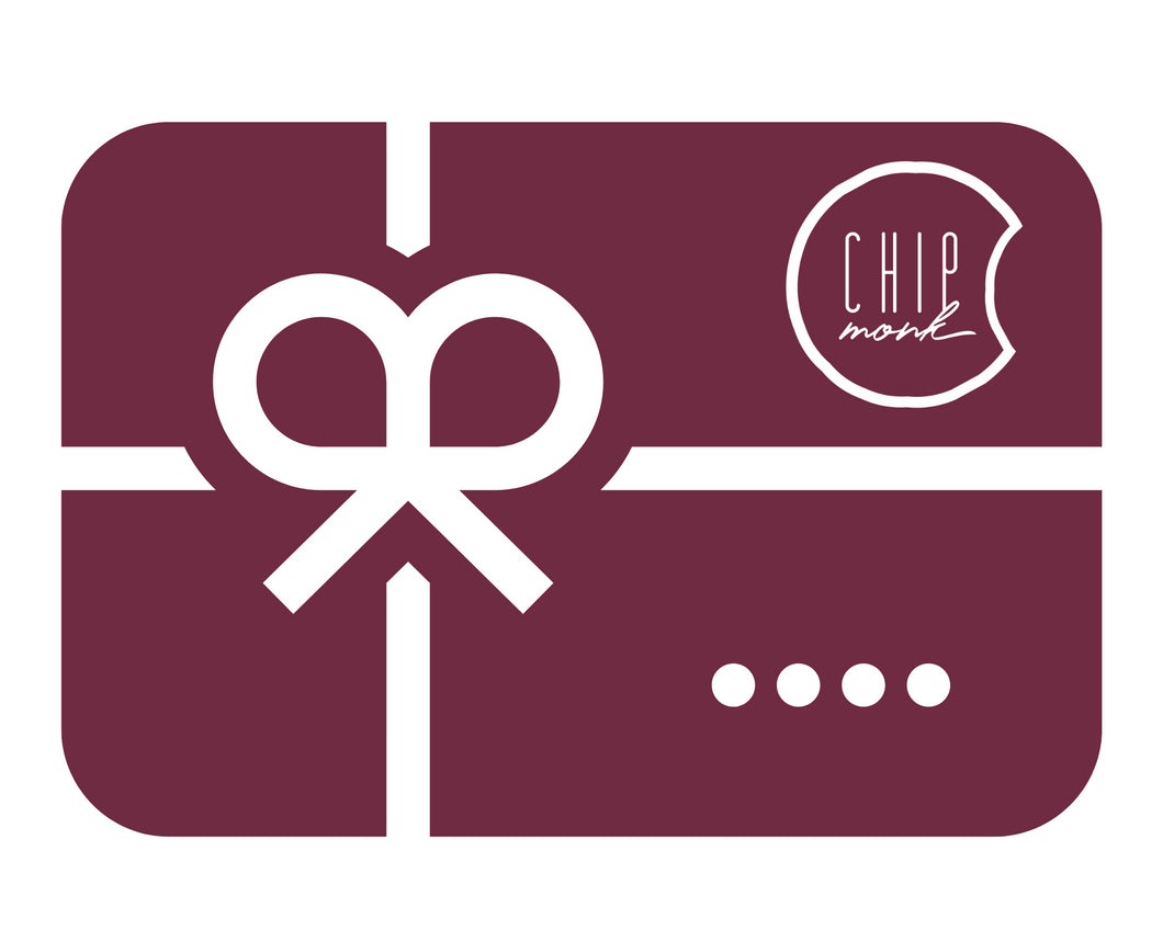ChipMonk Gift Card Graphic