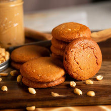 Load image into Gallery viewer, Peanut Butter Keto Cookies