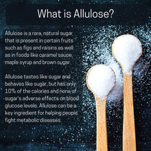 Load image into Gallery viewer, What is Allulose? Infographic