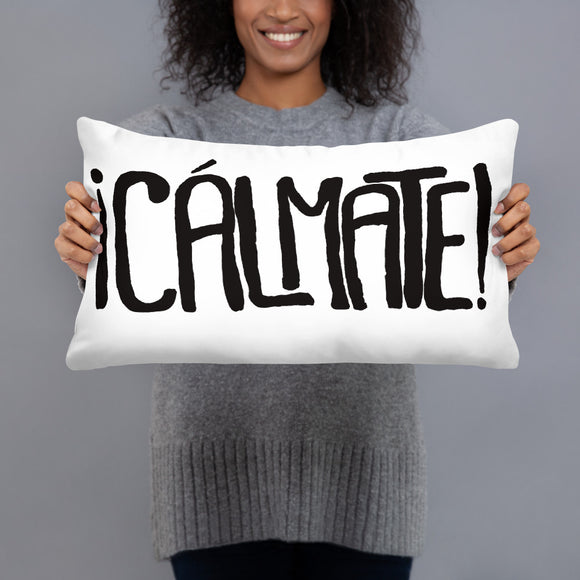 Cálmate Pillow
