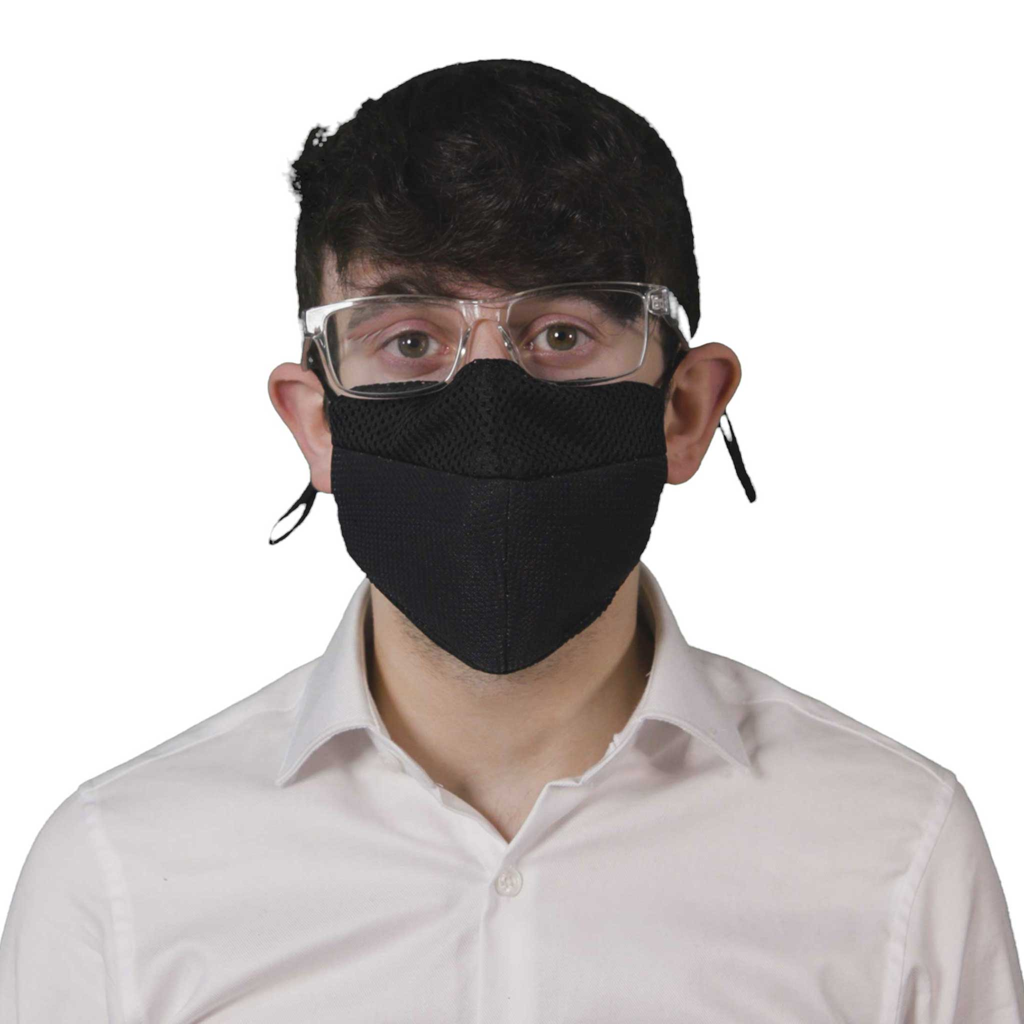 MisfitMask - the facemask that wont steam up your glasses., Protective Masks - Image 4