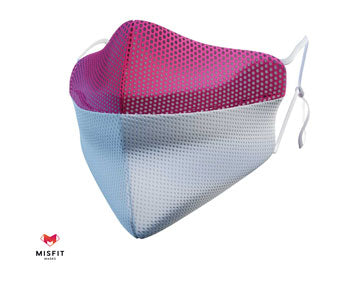 MisfitMask - the facemask that wont steam up your glasses., Protective Masks - Image 15
