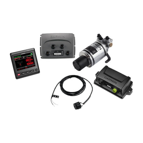 Garmin Compact Reactor 40 Hydraulic Autopilot with GHC 20 Corepack