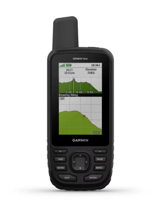 Garmin GPSMAP 66st With TOPO Australia and New Zealand Maps