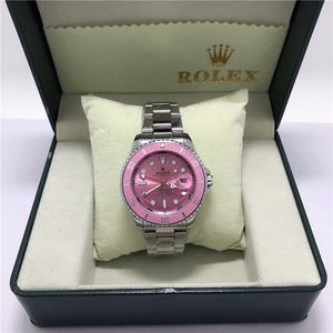 Rolex- Quartz watches for men and women,