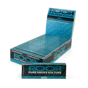 RooR Rice Papers - Beyond Smoke