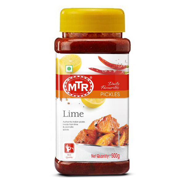 MTR Lime Pickle 500 g