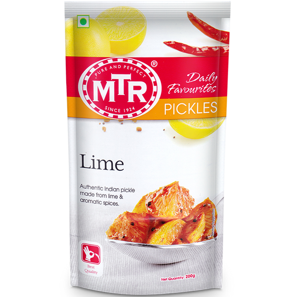 MTR Lime Pickle 200 g