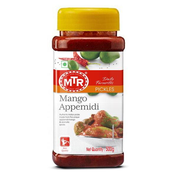 MTR Mango Full (Appemidi) Pickle 500 g