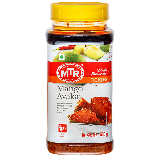 MTR Mango Avakai Pickle 500 g