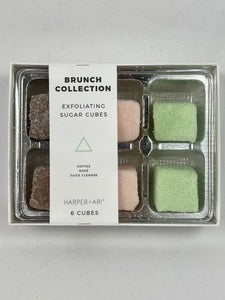 Harper+Ari Exfoliating Sugar Cubes Brunch Collection
