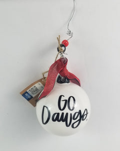 Glory Haus- UGA Landmark Ball Ornament