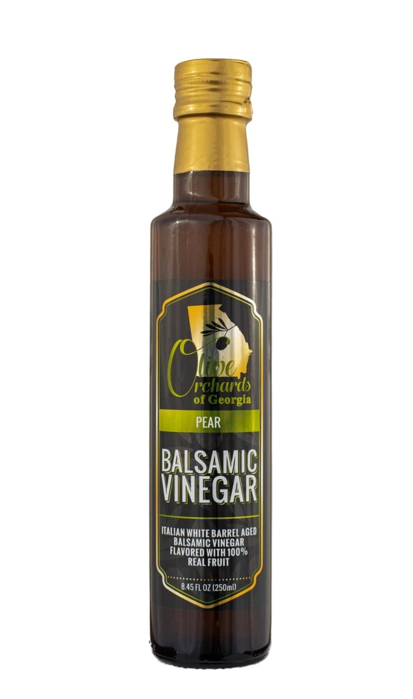 Olive Orchards of Georgia Pear Balsamic Vinegar