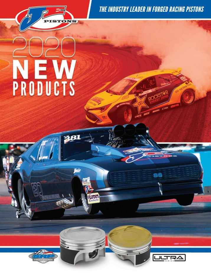 JE Pistons 2020 New Products Catalogue