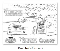 Performance Wholesale Pro Stock Camaro Colour In Picture