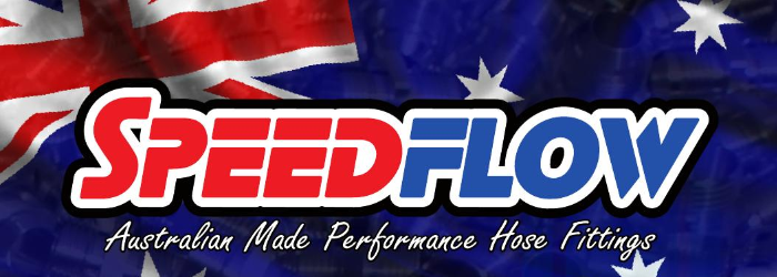 Speedflow Australian Made Performance Hose Fittings