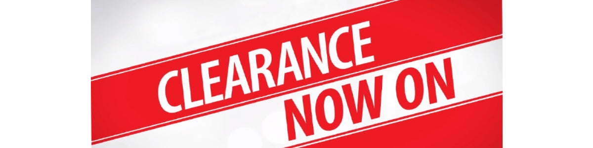 Clearance Now On