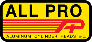 All Pro Cylinder Heads logo
