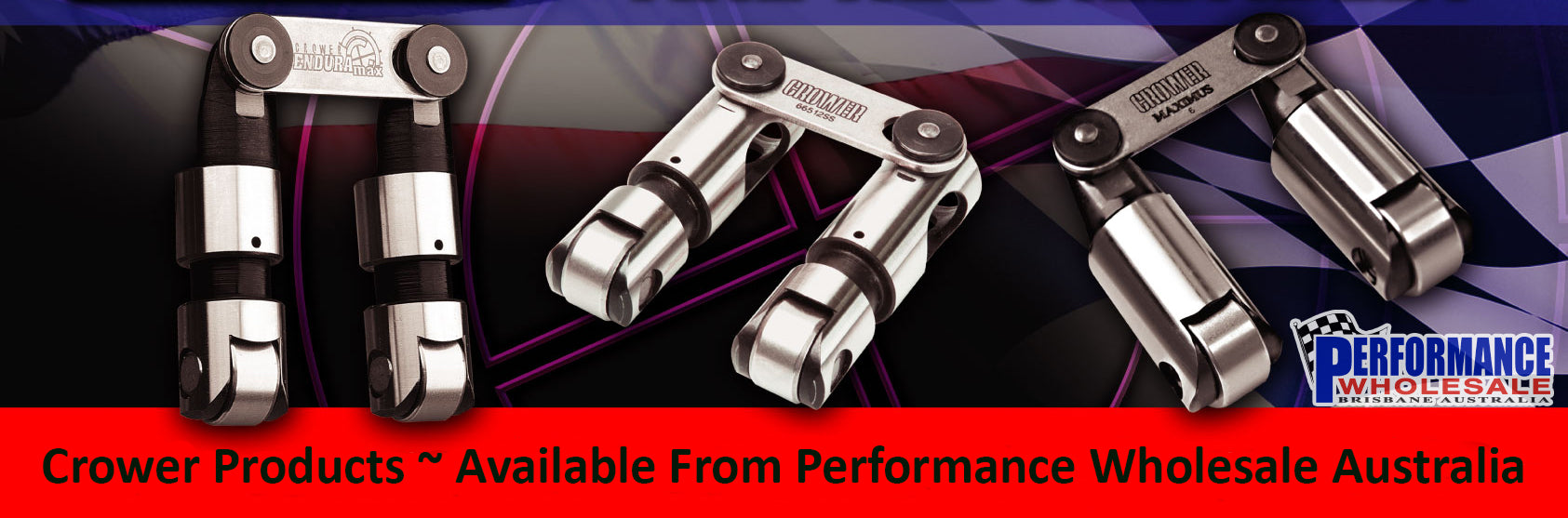 Crower Racing Products ~ Lifters